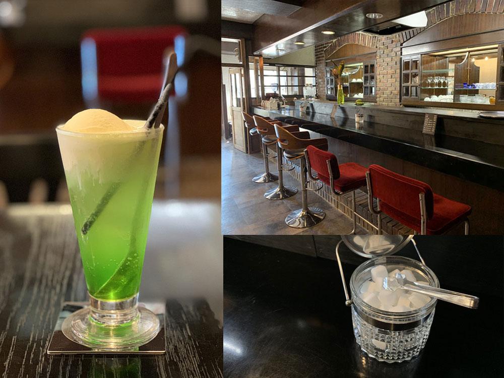 素敵なレトロ系喫茶店!『コーヒーと洋食 角砂糖』@大和郡山市
