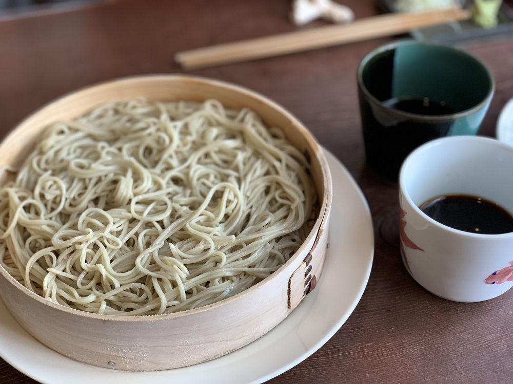 繊細な十割蕎麦がお手頃価格で!『蕎麦屋きみなみ』@奈良市