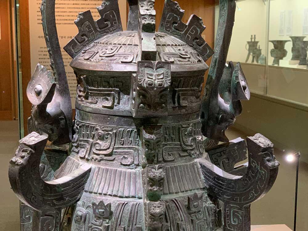 奈良国立博物館『青銅器館(坂本コレクション)』が撮影可能に