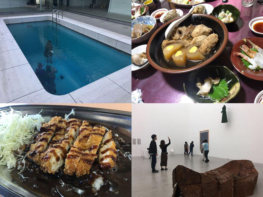 『金沢21世紀美術館』と金沢カレー&金沢おでん @北陸旅行