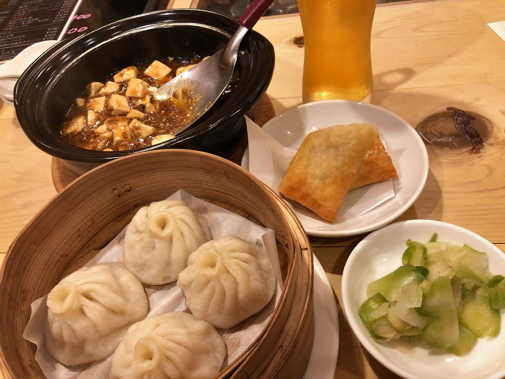 気軽に使えるカジュアル中華『中国酒菜 鉄心』@香芝市
