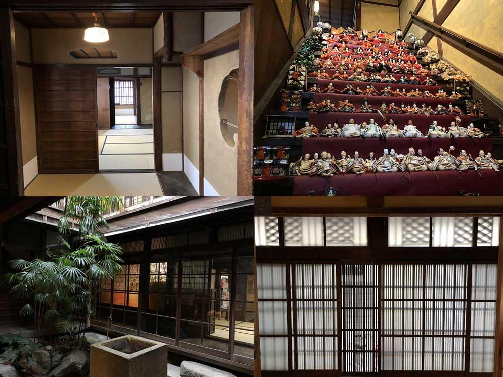 遊郭建築『町家物語館』で「大和な雛まつり」見学@大和郡山市