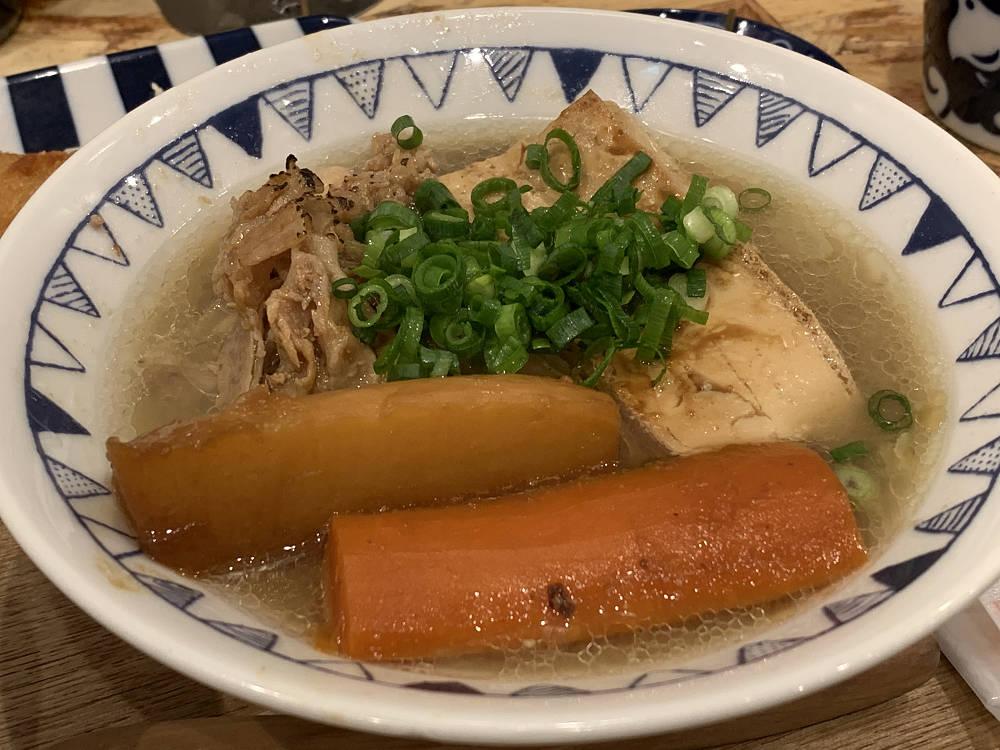 『野菜を食べるごちそうとん汁 ごちとん』@ホワイティうめだ(大阪)