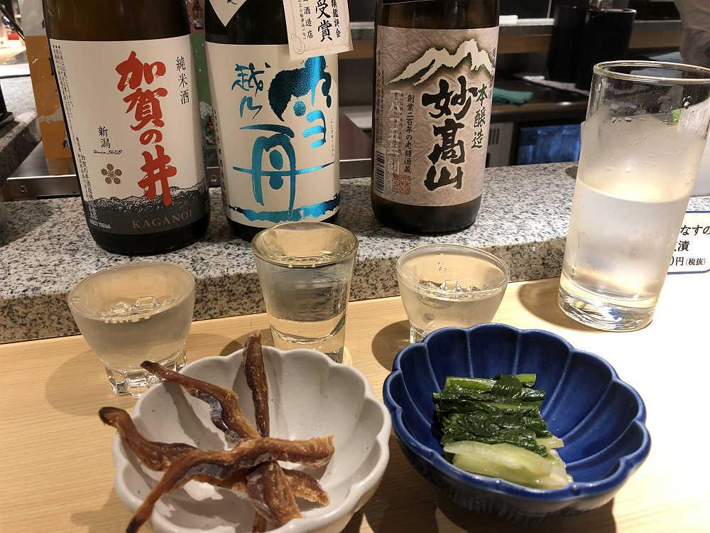 新潟のお酒や米菓を大阪で!『新潟をこめ』@大阪うめだ