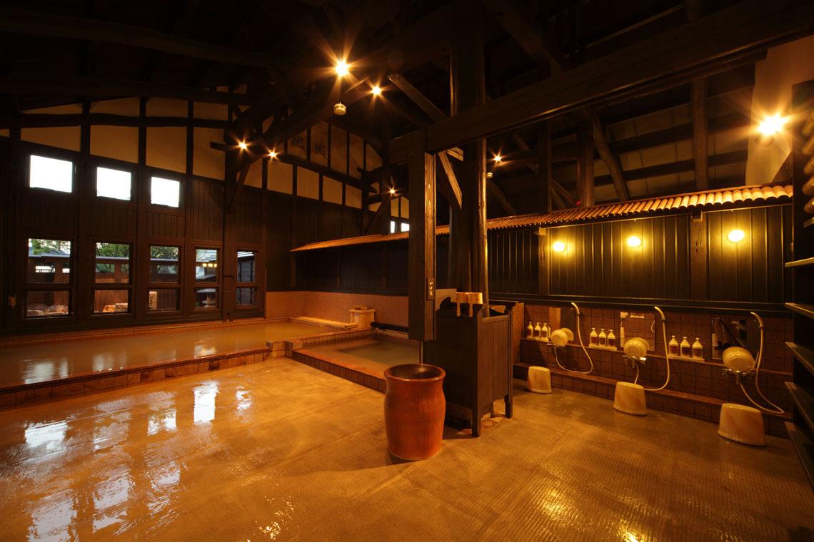 お湯も雰囲気も抜群!『八風の湯』@和歌山県かつらぎ町