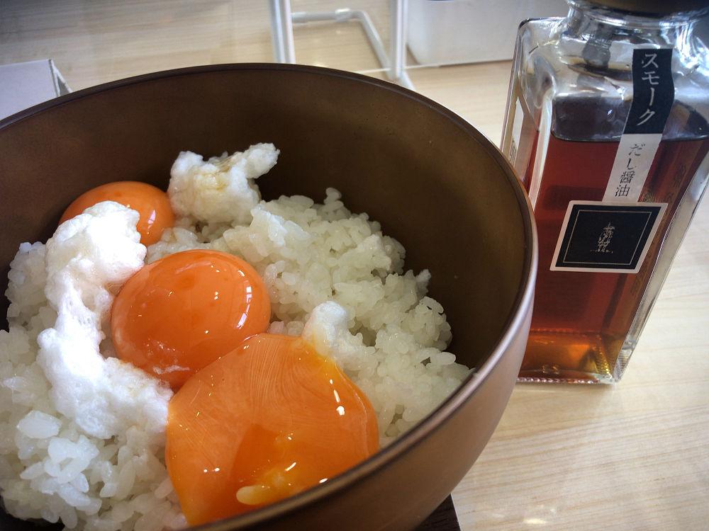贅沢TKG!地たまご料理『IBURI-KOBO』@道の駅 針テラス