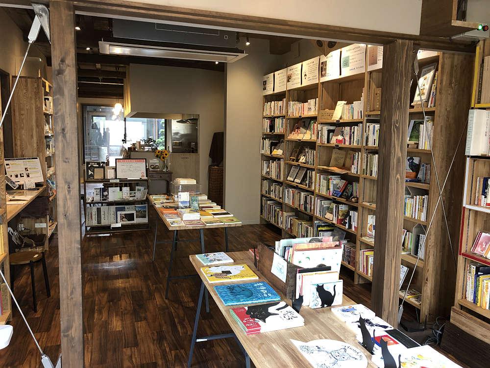 ほぼ無人&キャッシュレスの書店『ふうせんかずら』@奈良市