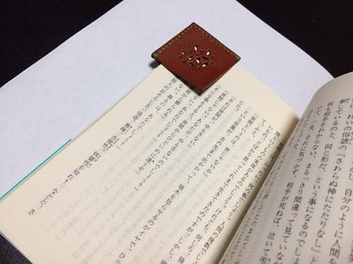 新作しおり2種 @とほん「栞展」