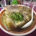 大好物のシンプル醤油ラーメン『豚菜館』