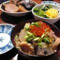 お正月のお雑煮・日本海・初詣