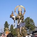 当麻寺「練供養会式」を間近で見てきました