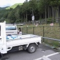 名水が300円で汲み放題『ごろごろ水採水場』@天川村
