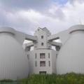 SF的な4連タンク『奈良県浄化センター』@大和郡山市