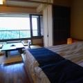 信貴山の「露天風呂客室」のお宿『柿本家』@三郷町