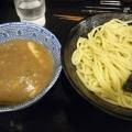 極上太麺と濃厚スープ!無鉄砲つけ麺『無心』@奈良市