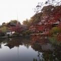 山の辺の道に建つ弘法大師の古刹『長岳寺』@天理市