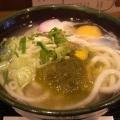 じんわり美味!かきまぜ奈良うどん『ふく徳』@奈良市