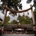 神さびた日本最古の神社『大神神社(三輪神社)』@桜井市