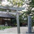 柿本人麻呂のゆかりの神社『柿本神社』@葛城市