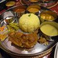 辛い!南インド系の辛口カリー『タリカロ』@奈良市
