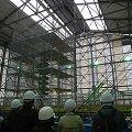 薬師寺東塔『第2回保存修理現場見学会』へ行ってきました
