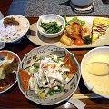 人気の「ことだまランチ」@『cafeことだま』明日香村