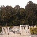 第43代『元明天皇陵』(奈保山東陵)@奈良坂町