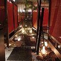 和テイストの内装が面白い『居酒屋つのふり』@東向商店街
