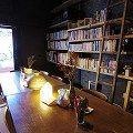 モダンな町家ブックカフェ『フランツ・カフカ』@ならまち