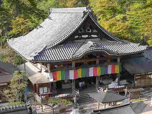 日本最大の塑像仏がいらっしゃる『岡寺』@明日香村