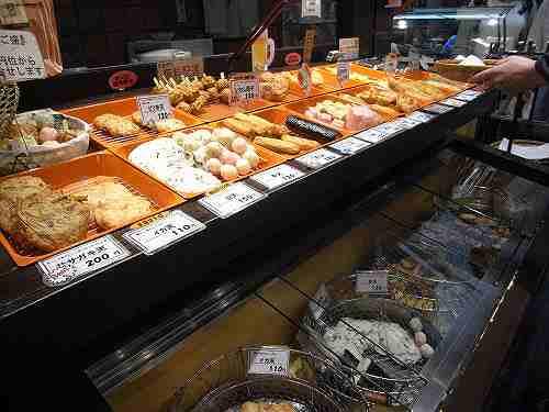 バターポテトが美味!かまぼこ『魚万』@もちいどの本店