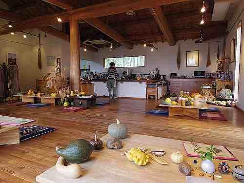 滋味深い大和伝統野菜のお店『清澄の里 粟』@奈良市高樋町
