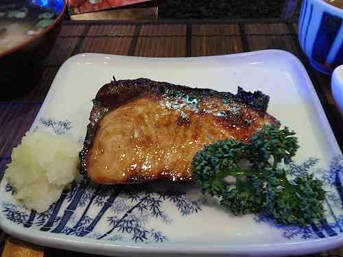 絶品の焼き魚ランチ『魚創作料理 花しば』@奈良きたまち