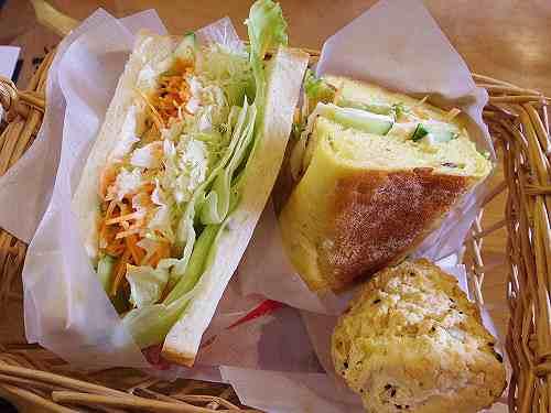 サンドイッチの名店『ミアズブレッド(MIA'S BREAD)』@奈良市